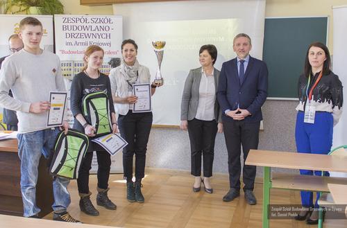 Konkurs wiedzy o budownictwie energooszczędnym i pasywnym dla uczniów techników budowlanych